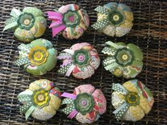Pincushions!!! by BoonetowneSeamsta   Project   Sewing / Accessories   Kollabora