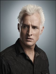 John Slattery The only man for whom going grey was a strategy for massive success