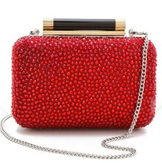This Diane von Furstenberg clutch is the ultimate holiday arm candy! What accessories are on your wish-list this year?  For more accessories and fashion, visit :http://balharbourshops.com/