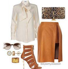 claire sulmers fashion bomb daily top frame denim skirt thakoon shoes balmain bag saint laurent