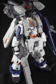 KAZUO's HG 1/144 RX-121-2 Gundam TR-1 HAZEL OWSLA: Photo Review Big Size Images | GUNJAP
