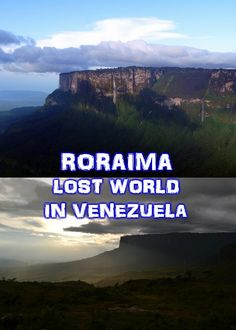 Roraima - hidden world on the top of the mountain. Waterfalls, lakes, caves, pools, even borders all these you can find on Roraima. 7-day trek with 40$ budget, including everything. Guide recommendation, route, tips, photos and more.