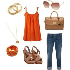 Going shopping, created by ashley-dean-wood on Polyvore