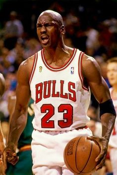 MJ Fired Up