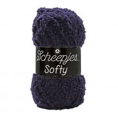 Dein Wollshop.de   Scheepjes Softy (484)   online kaufen Knitted Stuffed Animals, Puppets, Winter Hats, Delicate, Beanie, Shapes, Knitting, Pretty, How To Make