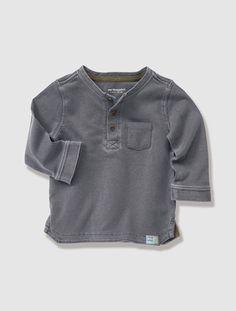 Baby Boy's Grandad-Style T-Shirt