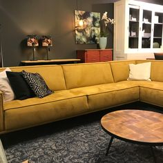 Sofas, Couches, Showroom, Sweet Home, New Homes, Living Room, House, Furniture, Design