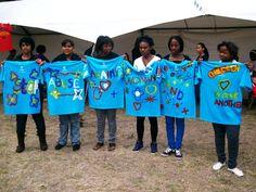 The Saartjie Baartman Centre // The Saartjie Baartman Centre Empowering Survivors of Abuse . of women in the Western Cape alone will experience violence in their lifetime. Photo: courtesy of Saartjie Baartman Centre