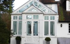 Hardwood Conservatories & Orangeries | Joinery for All Seasons