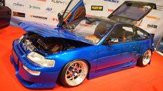 Honda CRX Vtec 1990 at Essen Motorshow - Exterior Walkaround