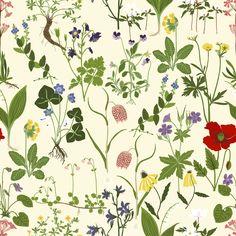 Flourish - Wall Mural & Photo Wallpaper - Photowall
