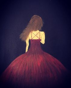Silence is a girl's loudest cry ! Acrylic Paintings, Insta Art, Crying, Artist, Beautiful, Artists