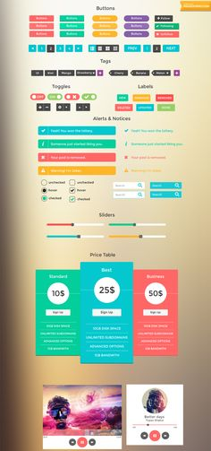 Web design freebies: Photo