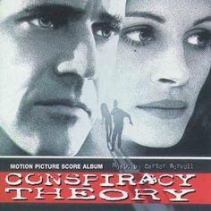 Carter Burwell - Conspiracy Theory, Pink