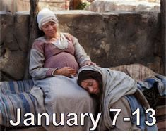 January 7-13 Mary and Elizabeth: Two Unlikely Mothers | A Certain Englishman's Wife #comefollowme Life Of Jesus Christ, Jesus Lives, Rosary Mysteries, Matthew 1, Religion Catolica, Christian Images, Luke 1, Blessed Mother Mary, Jesus Mother