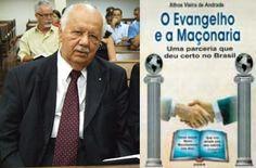 Un massone del 33° appartenente alla Chiesa Presbiteriana |—–> Athos Vieira…