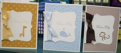 Baby cards by stitchnaway - Cards and Paper Crafts at Splitcoaststampers