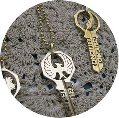Want a custom key necklace from Bueno Bueno for Dash and one for Jeremy