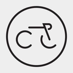 Resultado de imagen de one line bike symbol
