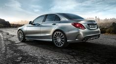 """The new C-Class is """"top of the class"""" as regards light-weight construction."""