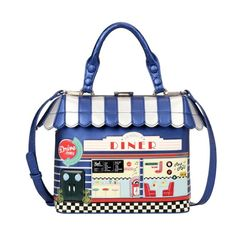 Buy the American Diner grab bag and other Vendula products at Beretun  Designs online boutique. 206faeb51eb64