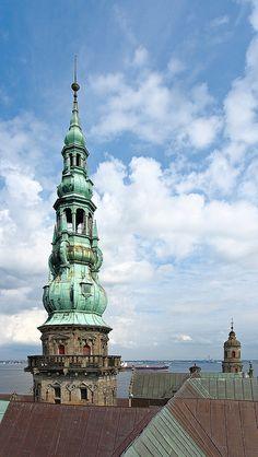 On the Roof - Kronborg Slot, Helsingør | Flickr - Photo Sharing!