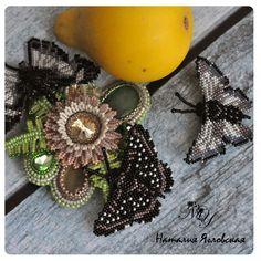 Еще бабочки... — Бисерный Дайджест