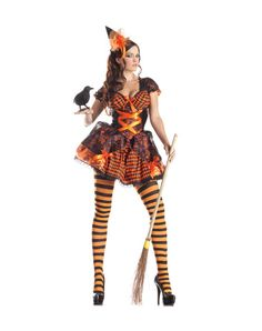 Victorian Witch Adult Womens Costume