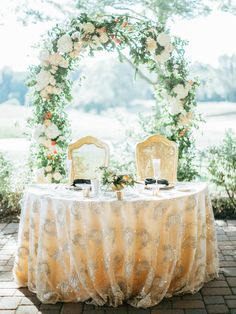 View entire slideshow: European-Inspired Weddings on http://www.stylemepretty.com/collection/2475/