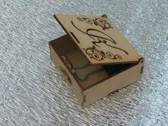 Caja de mdf recortada y gravada con laser. cutlaserstudio@gmail.com