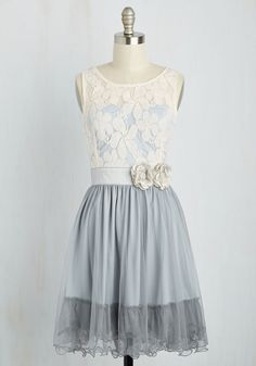 Ryu Home Sweet Scone Dress in Earl Grey