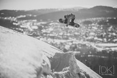 Bowen French tossing a melon over a spring hip | © Dru Kennedy