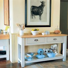 Popular Freestanding kitchen ideas Freistehende K chenschr nkeK che Speisekammer