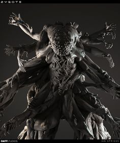OatsStudios-Zygote, Ian Spriggs on ArtStation at https://www.artstation.com/artwork/vrGVx