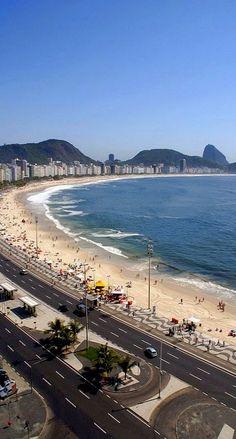 Copacabana, Rio de Janeiro, Brazil (by RIOTUR | ASCOM on Flickr)