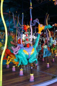 Dr. Seuss Carousel by Morgan
