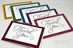 Stampin' Up! Demonstrator Pootles - A Regal Collection of Embossed So Very Much