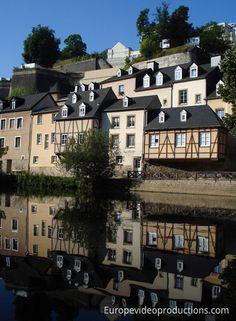 Grund dans la ville de Luxembourg