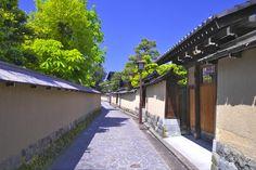 長町武家屋敷跡 Nagamachi Bukeyashiki Ato