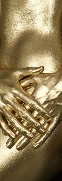 gold #human art #art
