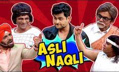 Asli Ya Naqli   Watch Dr. Gulati, Kapil Sharma as Naqli Actors   The Kapil Sharma Show