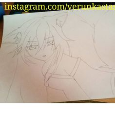 Game: League of Legends [Ahri] Manga Art, Anime Art, Ahri Lol, Paper Drawing, Manga Games, Im Trying, Death Note, Tokyo Ghoul, League Of Legends
