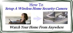 One thing that allows you to feel much safer in your own home, and know what is going on at all times, is a wireless home security camera Outside Security Cameras, Wireless Home Security Cameras, Wireless Camera, Home Monitor, Camera Watch, Iphone Mobile, Protecting Your Home, Home Safety, Good To Know