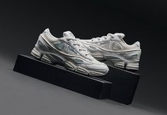 http://SneakersCartel.com Raf Simons x adidas Ozweego 3 Releases in White and Black Color Options #sneakers #shoes #kicks #jordan #lebron #nba #nike #adidas #reebok #airjordan #sneakerhead #fashion #sneakerscartel https://www.sneakerscartel.com/raf-simons-x-adidas-ozweego-3-releases-in-white-and-black-color-options/