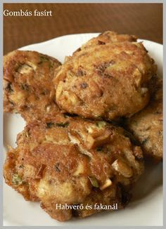 Cooking Recipes, Chicken, Food, Mushrooms, Chef Recipes, Essen, Meals, Yemek, Eten