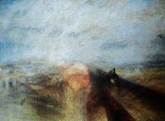 William Turner - Rain,Steam and Speed by William Joseph Mallord Turner
