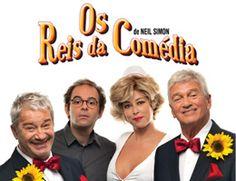 Os Reis da Comédia em cena no Teatro Sá da Bandeira no Porto