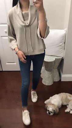 BB Dakota Rib It Up Pullover, size XS
