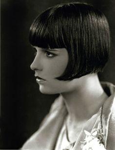 Louise Brooks.