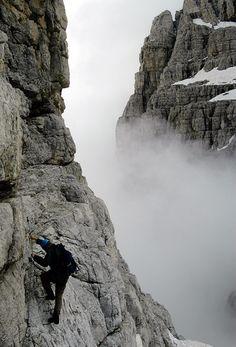 Climb.